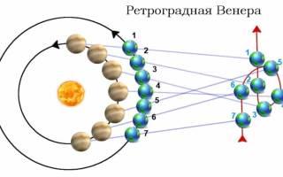 Ретроградная венера в натальной карте знаменитостей. Ретроградная венера в знаках зодиака и домах гороскопа