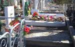 Приснилась вырытая свежая могила. Кладбище и могила — толкование сонника