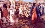 Христианство на руси до момента крещения. Как происходило крещение руси