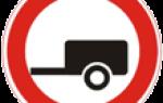 Табличка с прицепом под знаком. Знаки движение пешеходов запрещено, движение на велосипедах запрещено, движение с прицепом запрещено