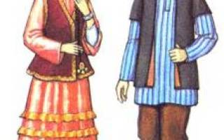 Татары (происхождение, обычаи, традиции, праздники). Татары