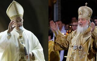 Почему евреи не крестятся. Почему православные и католики крестятся по-разному