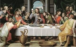 Что такое евхаристия. Вера православная — евхаристия