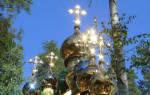 Православный праздник троица краткое содержание. Детям о дне святой троицы