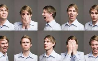 Особенности невербального общения. Наблюдение со стороны, как символ сожаления