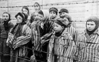 Когда был холокост. Холокост что это такое