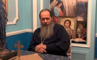 Георгий персианов извержен из сана. РПЦ: I