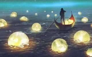 Состояние луны на январь года. Что можно и нельзя делать при «худой» Луне? Что можно ждать от полнолуния