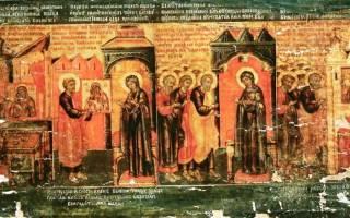Что такое икона и зачем она нужна? временней, в пениих, бдениих же и пощениих. Чем икона отличается от идола