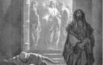 Евангелие от луки 18 глава толкование. Библия онлайн