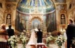 Католическое венчание правила. Венчание в костеле