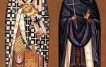 Киприан и иустина икона о чем молятся. Икона и молитва киприану и устинье