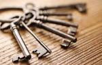 К чему когда человек дает снится ключ. Толкование снов ключ, сон ключ, приснилось ключ