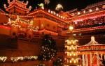 Во сколько наступает китайский новый год. Обычаи в Китайский Новый год. Украшение зданий, домов и улиц красными предметами, приносящими удачу.
