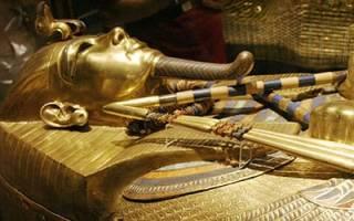 К чему снится саркофаг с мумией фараона. К чему снится фараон