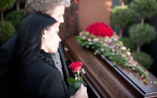 Похороны родственника по соннику. К чему снятся похороны близкого человека