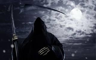 К чему снится смерть? Смерть с косой — толкования известных сонников.
