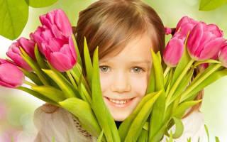 Какими именами называют девочек в марте. Каковы характер и удачные имена, родившихся в марте