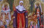 Иконе божьей матери всех скорбящих радость значение. Молитвы перед иконой «всех скорбящих радость»