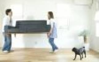 Сон перестановка в квартире. К чему снится мебель? Снится красивая мебель
