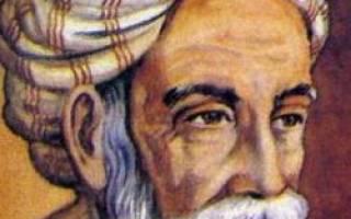 Омар хайям — биография, информация, личная жизнь. Омар Хайям