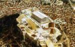Парфенон интересные факты. Парфенон – величественный храм древней Греции