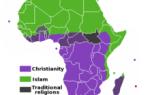 Африканская религия. Религии Восточной Африки