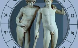 Знаки зодиака склонные к гомосексуализму. Рейтинг самых верных парней по знаку зодиака