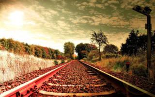 Сонник идти вдоль железной дороги. Железная дорога толкование сонника