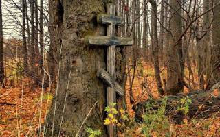 Значение православного креста. Крест