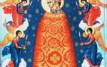 Икона богоматери прибавление ума. Молитва о вразумлении и прибавлении ума