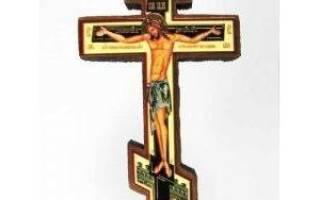 Канон символ веры. Вера православная — символ веры