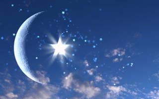 Какие дела делают на растущую луну. Растущая Луна: дела, красота, и здоровье