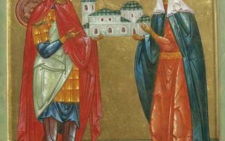Тропарь мученику Александру Римскому. В чем помогает святая