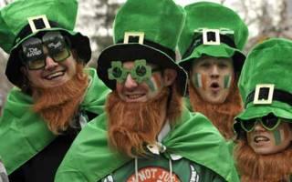 Покровитель ирландии. День святого патрика — традиции, обычаи, леприконы, поздравления