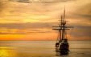 Сон плыть на корабле по реке. К чему снится плыть на корабле? Корабль во сне