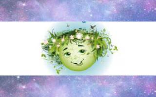 Лунный календарь года фазы луны май.
