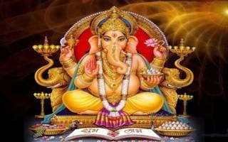 Слон с четырьмя руками что означает. Бог Ганеша – значение и активация талисмана