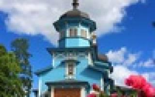 Церковь св димитрия солунского. Церковь дмитрия солунского