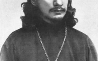 Павел флоренский ученый. Павел александрович флоренский