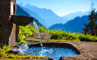 Сонник пить родниковую воду. К чему снится родник