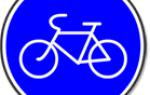 Знак велосипед запрещен. Запреты для водителей велосипедов