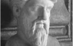 Античная философия. Пифагорейская школа