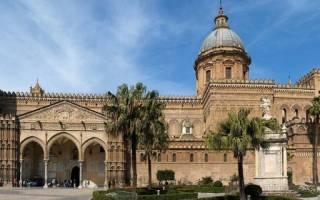 Кафедральный собор Палермо, Италия: описание, история и интересные факты.