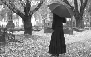 Почему нельзя зимой ходить на кладбище? Можно ли беременным на кладбище. Главное — душевная молитва