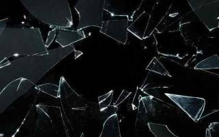 Сон стекло разбитое. К чему снится разбитое стекло
