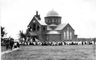 Церковь наталии. Церковь адриана и наталии в мещанской слободе