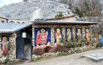 Бисерный пещерный храм. Скит Анастасии Узорешительницы — бисерный храм близ Бахчисарая