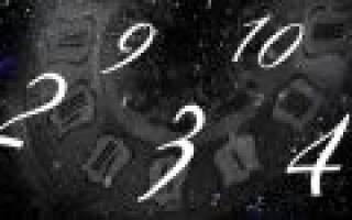 Сонник: к чему снятся цифры? Значение чисел по разным сонникам. Основные изменения в жизни