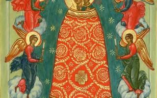 Как выглядит икона прибавление ума. Икона Прибавление Ума — молитва, где находится, значение и история